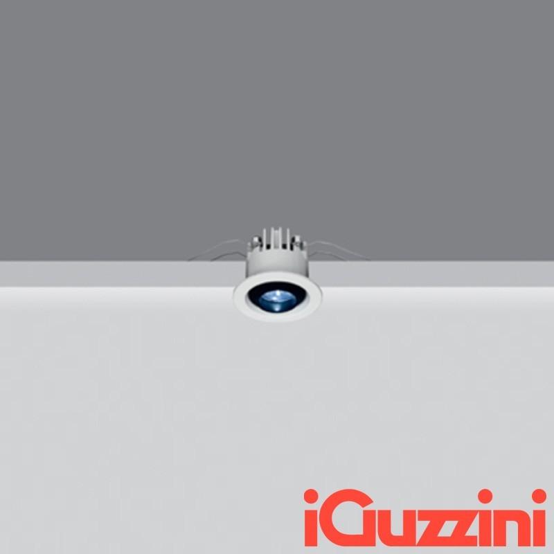 M937 iGuzzini Deep Laser spotlight Recessed Round Fixed 1.6W white LED 3000K