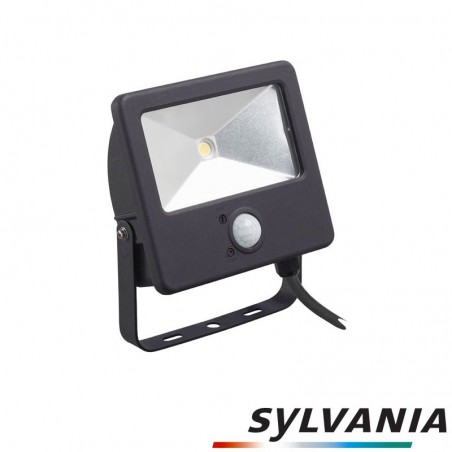 Sylvania LED Start Flood Sensor Proiettore Sensore Movimento PIR 10W 850lm 4000K