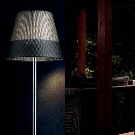 Flos KTribe F3 Lampada da Terra per Esterno Green Wall Panama