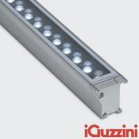 iGuzzini BB71 Linealuce 24W LED 4200K faro parete plafone sospensione proiettore