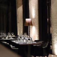 Flos Ktribe F3 Floor Lamp Silver Fumèe Transparent Bronze