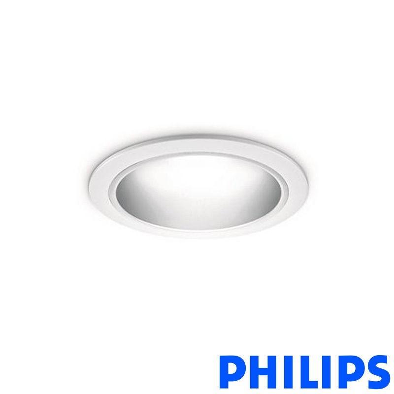 Philips Latina LED Mini Faretto Incasso 20W 3000K 1100lm BBS160
