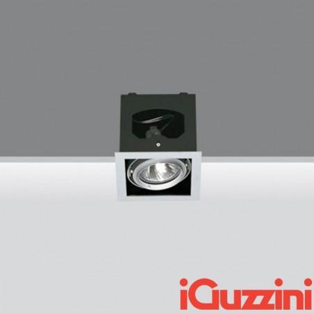 IGuzzini 4245.015 Frame incasso quadrato GRIGIO G12 una luce
