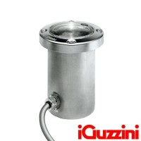 IGuzzini 7164 Light UP Garden incasso 70W G12 IP67 tondo esterni