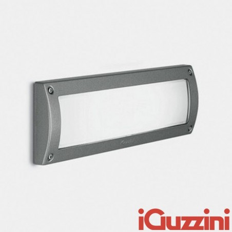 IGuzzini 7131 Walky recessed exterior wall fluorescence