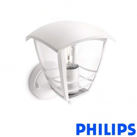 Philips myGarden 60W Creek Applique Lampada Parete Esterno IP44