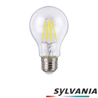 SYLVANIA ToLEDo LED Retro Vintage Lamp A60 E27 7W-60W 806 lm 4000K Bulb