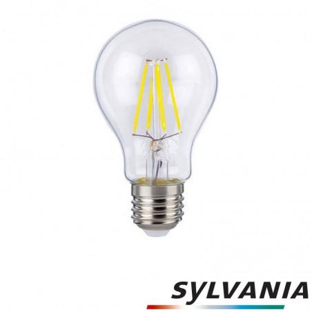 SYLVANIA ToLEDo LED Retro Vintage Lampadina A60 E27 7W-60W 806 lm 2700K