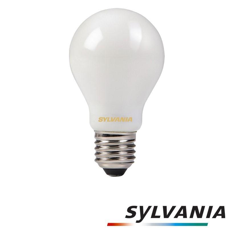 SYLVANIA ToLEDo LED Retro Vintage A60 Frosted Lampadina E27 4W-40W 470 lm 2700K