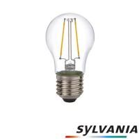 SYLVANIA ToLEDo LED Retro Vintage Ball Clear Lampadina E27 2.5W-25W 250 lm 2700K