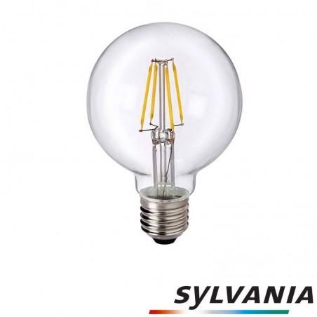 SYLVANIA ToLEDo LED Retro Vintage Globo G80 Lamp E27 5W-50W 640 lm 2700K