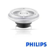 Philips Lampadina Master LEDspot LV AR111 D 15W-75W 24° 3000K G53