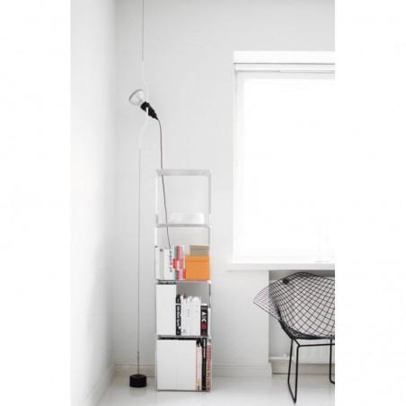 Flos Parentesi Dimmer Suspension Pendant Lamp White F5600009