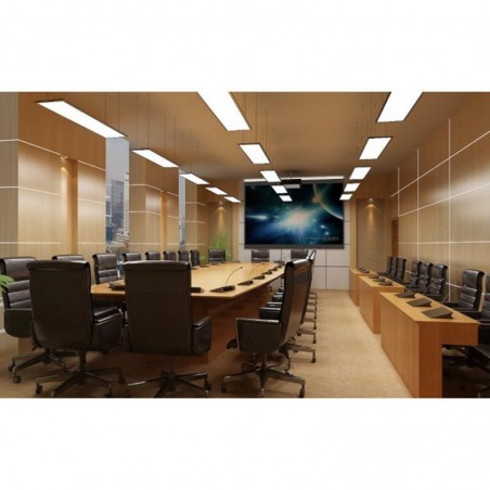 PAN Sibilla INC1253 LED 40W 3000K 30x120 Tableau Recessed Ceiling Panel