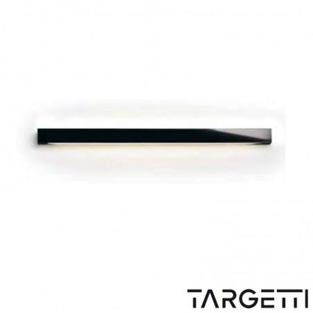 Targetti Esedra Minima Applique Lampada da Parete Nero G5 54W 396635