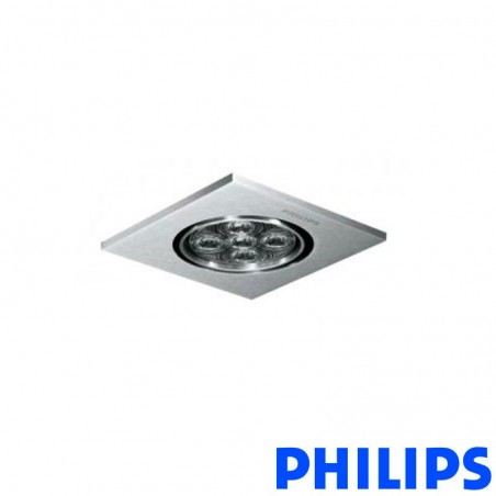 Philips Spot LED III 5x Faretto Incasso 10W 4000K 20V Dimmerabile