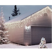 New Lamps string curtain Light 180 LED 5 meters cool Light with Controller