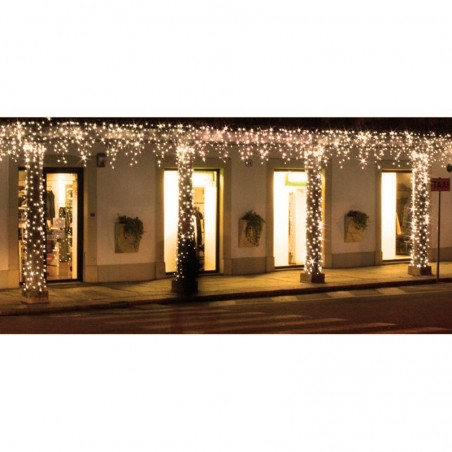 New Lamps string curtain Light 180 LED 5 meters warm Light with Controller