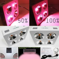 Growish Professional Cultivation Lamp COB LED Cultivation / Grow Light