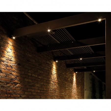 Fabbian spotlight led Cricket D60 Fabbian 15° o 30° chrome