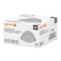 Osram LEDVANCE Downlight LED Recessed Spotlight 14W 3000K 1310 lm