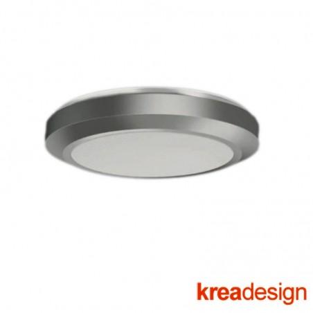 Kreadesign Top Plus Transparent Ceiling or Wall Lamp IP65