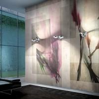 Nautilus Applique LED Wall Lamp Chrome Studio Italia Design