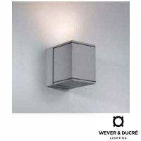 Wever & Ducrè Block Applique Lampada Parete Esterno IP55