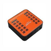 Caricatore HUB 40 porte per caricabatterie USB QC 5V 30A con riconoscimento intelligente