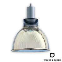 Wever & Ducrè Techno P Lampada Sospensione Industriale 26W IP40