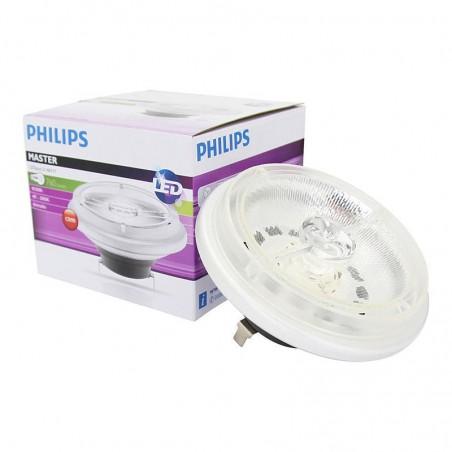 Philips Lampadina Master LEDspot LV AR111 D 15W-75W 40° 3000K G53