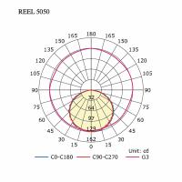 Lampo Strip Striscia LED 5050 60led/m 24V 14.4W Bobina 5 Metri Flessibili Ottima Qualità