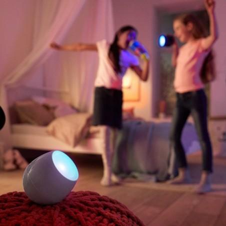 Philips Living Colors MICRO Bianca Lampada Tavolo LED 4.7 W MULTI COLOR RGB