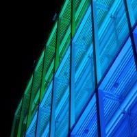 IGuzzini BA78 Linealuce 37W LED RGB DALI faro parete plafone sospensione