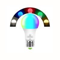 Multicolour RGB White LED Bulb 900lm Amazon Alexa Google Home