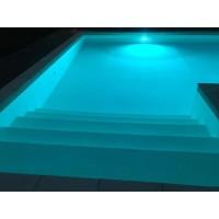 Targetti neptune spotlight rgb IP68 IK10 1e1417 dipping pool