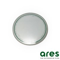 Ares Petra Recessed Downlight Only Replacement Glass For high temperatures