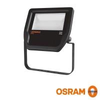 Osram LEDVANCE Floodlight LED 20W 3000K 2000lm Faretto Proiettore Esterno IP65 Nero