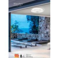 Mantra Himalaya LED Ventilatore e Plafone da Soffitto Gestito Da APP Amazon Alexa Google Home By Santiago Sevillano