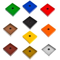 Big Square Ceiling Wall Rose With 1 Single Round Hole