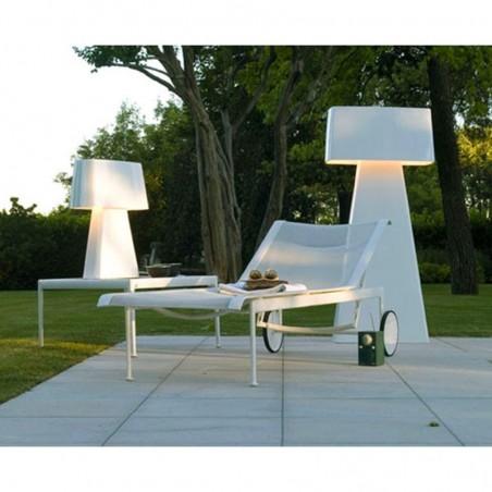 Penta Bag Outdoor Floor Lamp H. 140 By Carlo Colombo, 2007