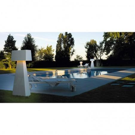 Penta Bag Outdoor Lampada da Terra per Esterno H.140 by Carlo Colombo, 2007