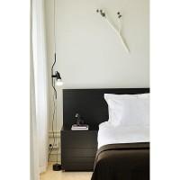 Flos Parentesi Suspension Pendant Lamp Dimmable Black F5600030 Achille Castiglioni