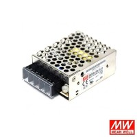 Alimentatore Meanwell RS-15-12 15W 12V 1.3A Strip LED AC/DC