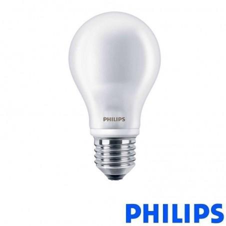 Philips LED Bulb E27 7W-60W 230V 2700K 806 lm Opal