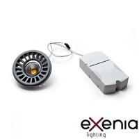 EXENIA LED111 3000K 26W con Driver 700mA 36D Fascio Medio Lampadina