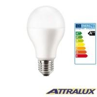 Philips Attralux LED E27 14W-100W 2700K 1521lm Warm Light Bulb