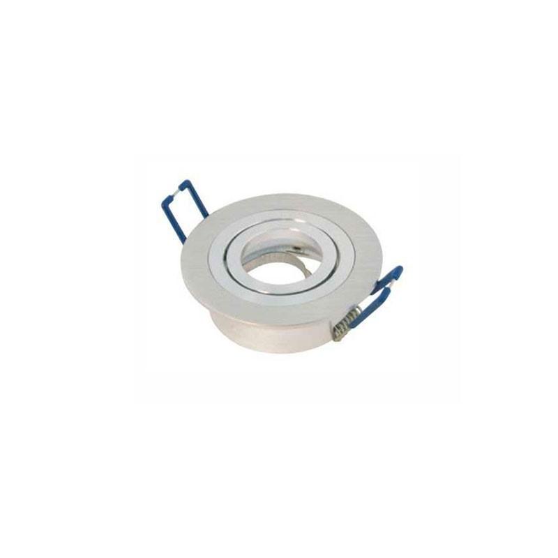 MOLVENO LIGHTING Inka For LED Mini Recessed Spotlight Aluminum MR11