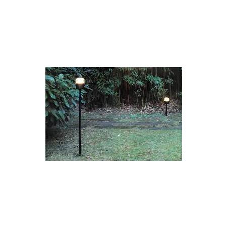 Oluce Fresnel Lampada da Terra per Esterno a Luce Diffusa Design Vintage by Joe Colombo