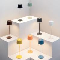 Logica TWIGGY LED Lampada da Tavolo A Batteria Ricaricabile USB Per Esterno